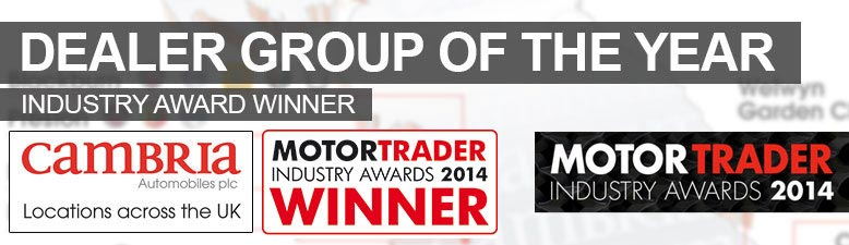 Dealer Group of the Year - Motor Trader Awards