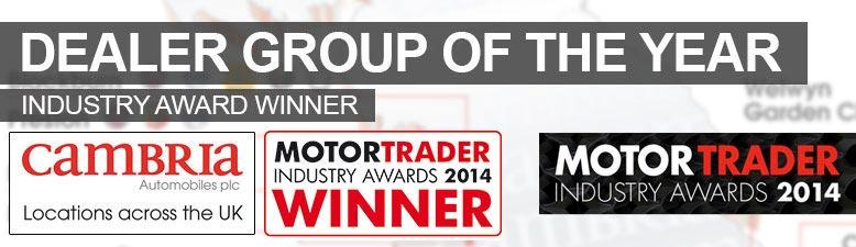 Dealer Group of the Year - Motor Trader Awards