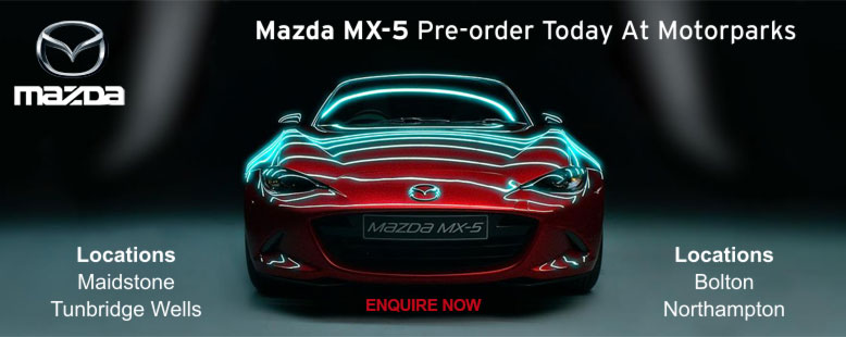 MX-5 preorder