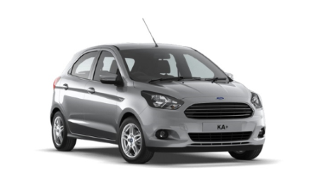 Ford KA-Plus Offers