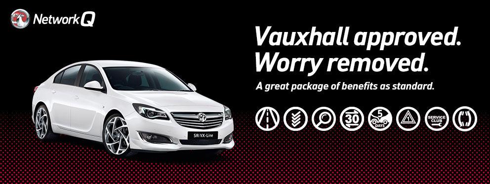 Vauxhall Network Q Promise