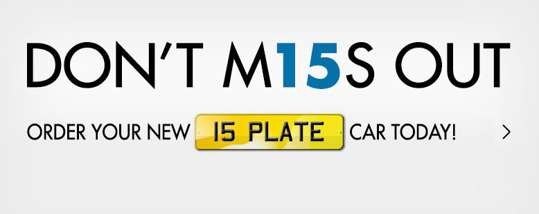 15 Plate Car Deals at Motorparks