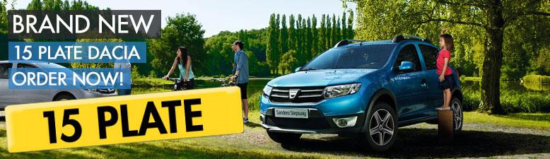 Dacia 64 plate