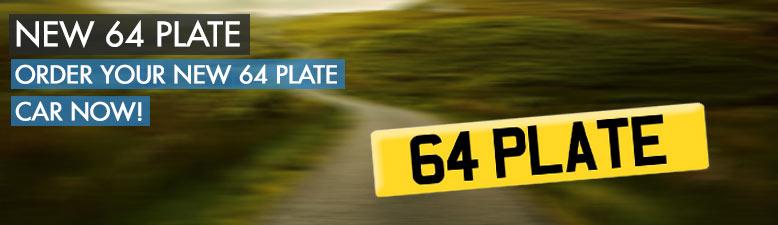 64 Plate Car Deals