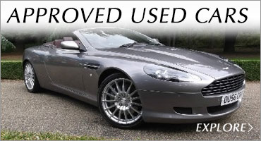 Approved Used Aston Martin