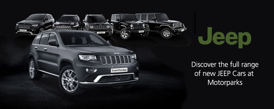 New Jeep Cars at Motorparks