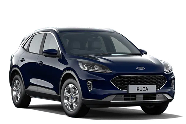 Ford All-New Kuga Stock