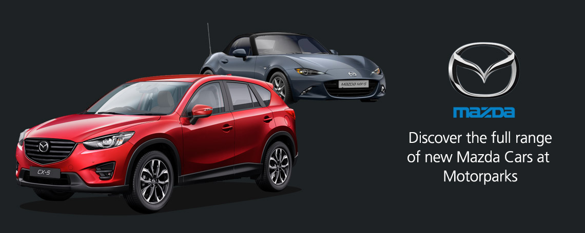 New Mazda Cars at Invicta Mazda Motorparks