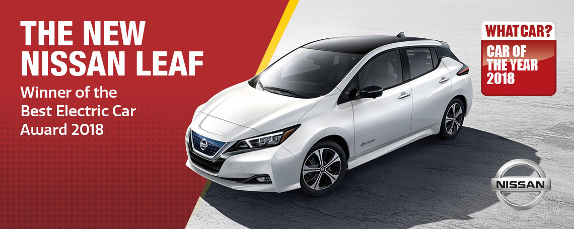 What Car Award - New Nissan Leaf
