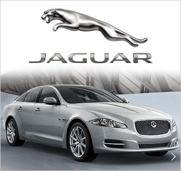 Used Jaguar at Grange
