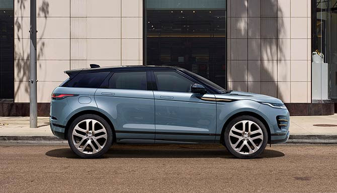 Land Rover New Range Rover Evoque Offers