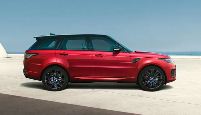 Land Rover New Range Rover Sport Offers