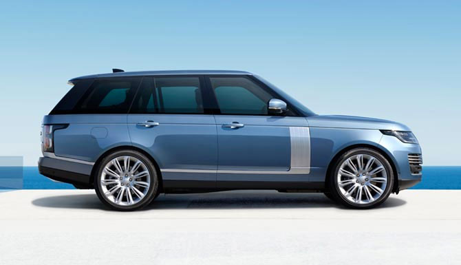 Land Rover New Range Rover Offers