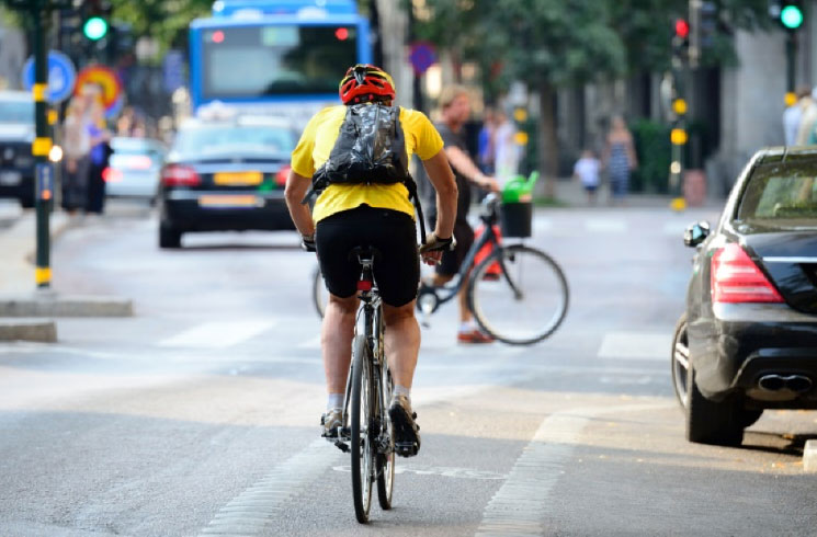 A driver's guide to cyclists