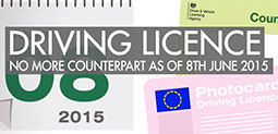 Driving Licence - No More Counterpart - Buyers Guides and Advice at Motorparks