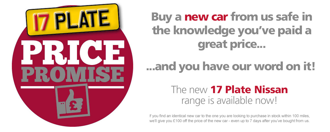 New Nissan Price Promise