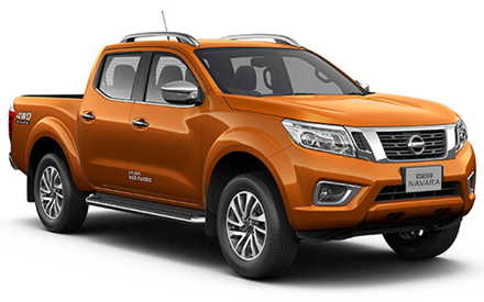 New Nissan Navara Offers