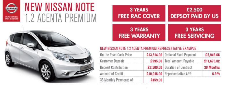Note Acenta Premium