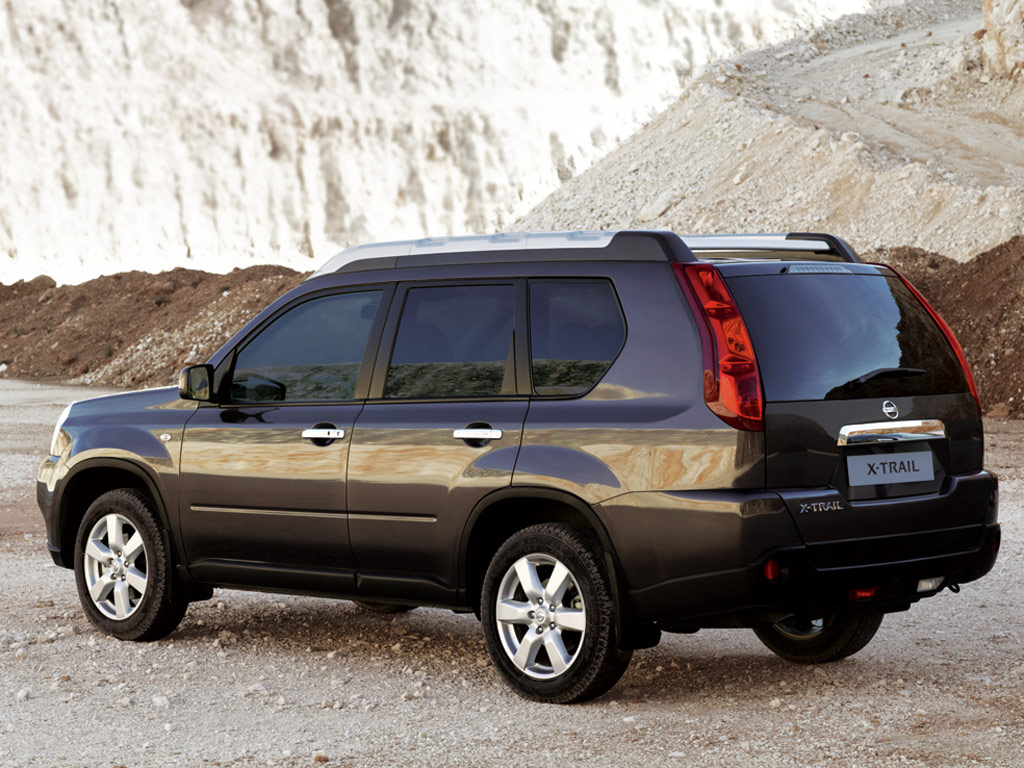 Nissan X-Trail Cars Picture