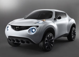 The Nissan Qazana Concept