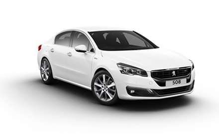 Peugeot 508 GT Line Offers