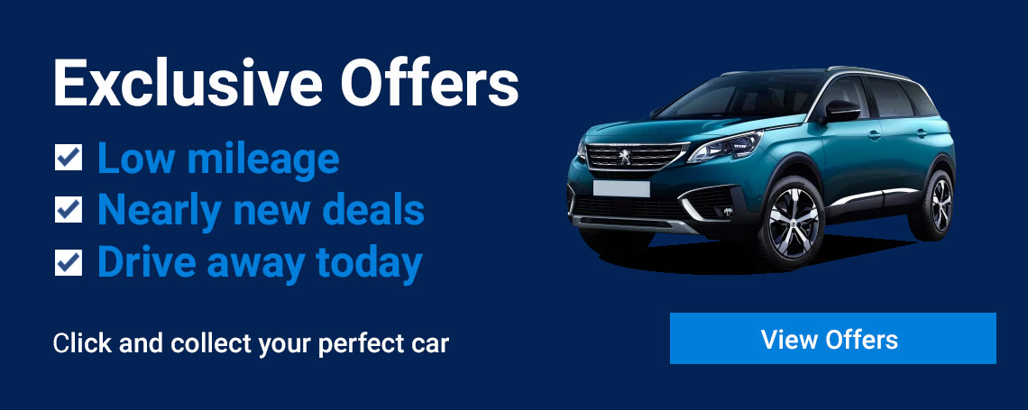 Exclusive Offers at Warrington Motors Peugeot
