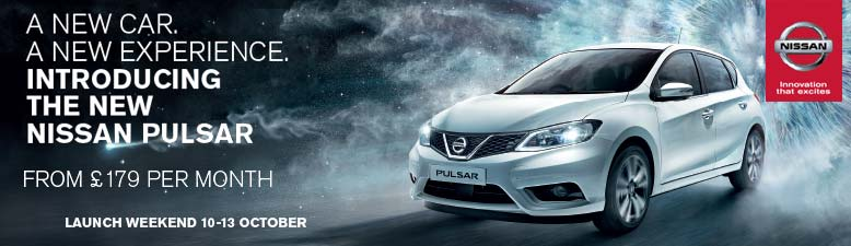 Nissan Pulsar weekend