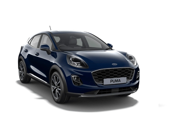 New Ford Puma Motability Offer