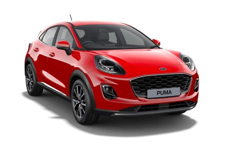 Ford New Puma Offers