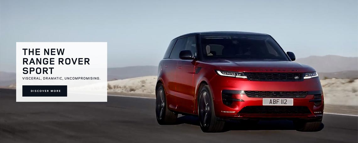 New Range Rover Sport Offer