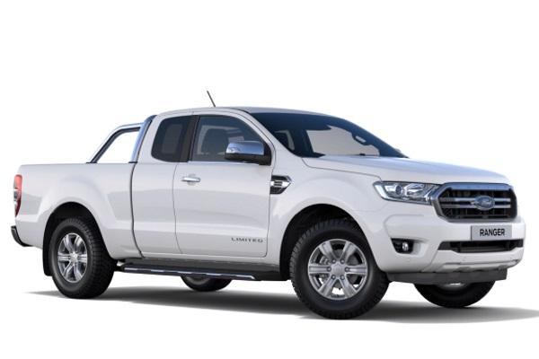 Ford New Ranger Offer