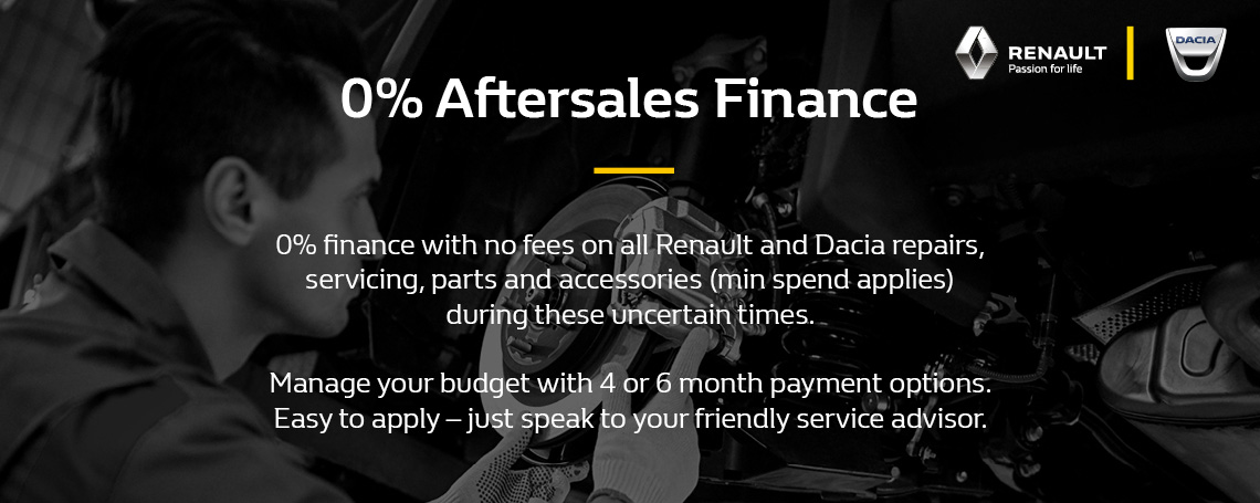 Discover more about Aftersales Finance