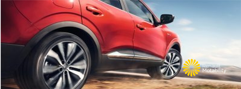 Renault Motability at Motorparks