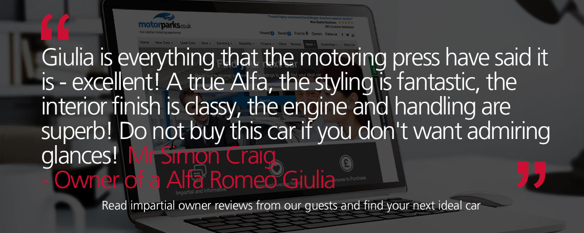 Alfa Romeo Giulia Owner Reviews