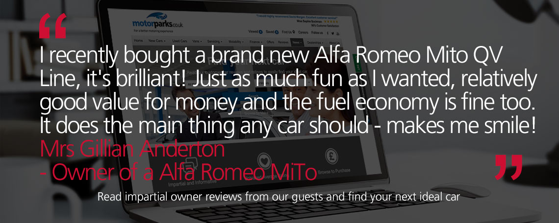 Alfa Romeo MiTo Owner Reviews