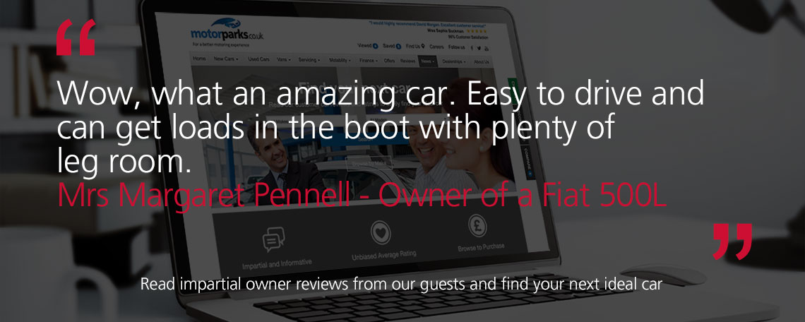 Fiat 500L Owner Reviews