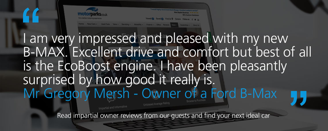 Ford B-MAX Owner Reviews