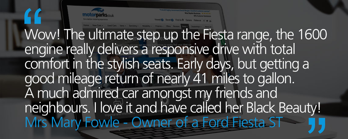 Ford Fiesta ST Owner Reviews