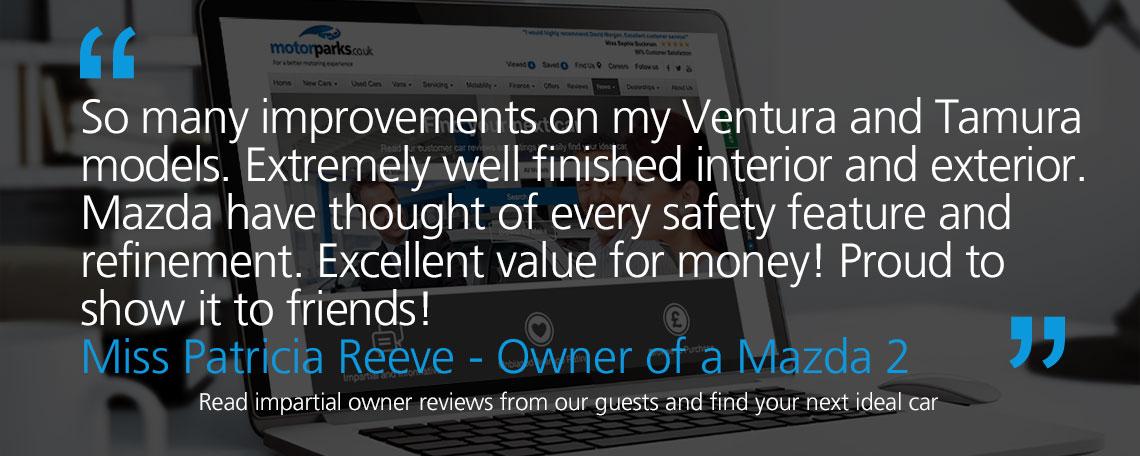 Mazda 2 Owner Reviews