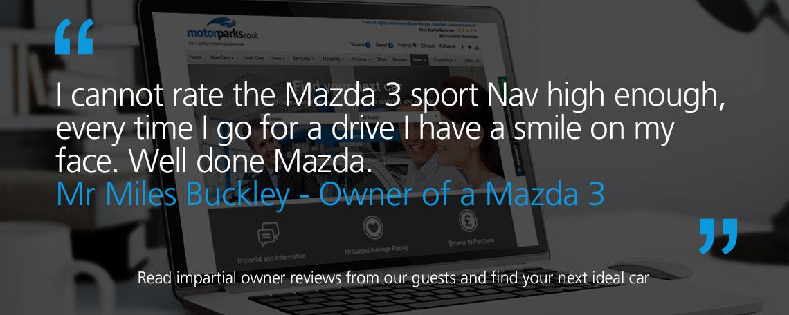 Mazda 3 Owner Reviews