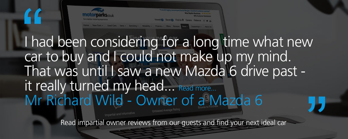 Mazda 6 Owner Reviews