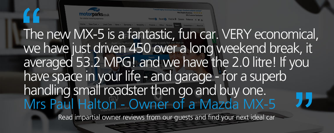 Mazda MX-5 Owner Reviews