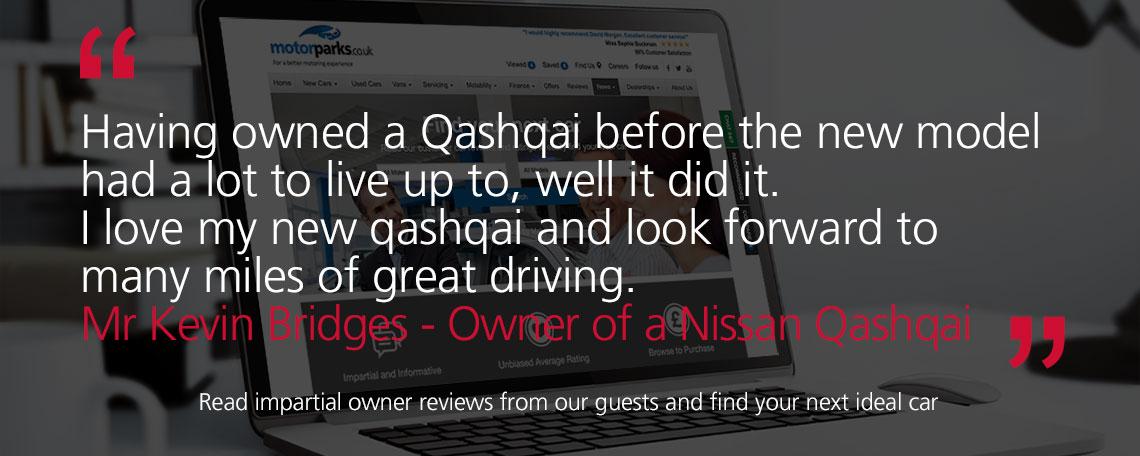 Nissan Qashqai Owner Reviews