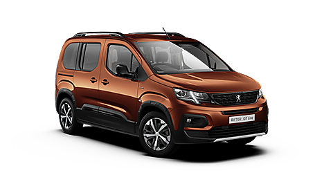 All-New Peugeot Rifter Motability Offer