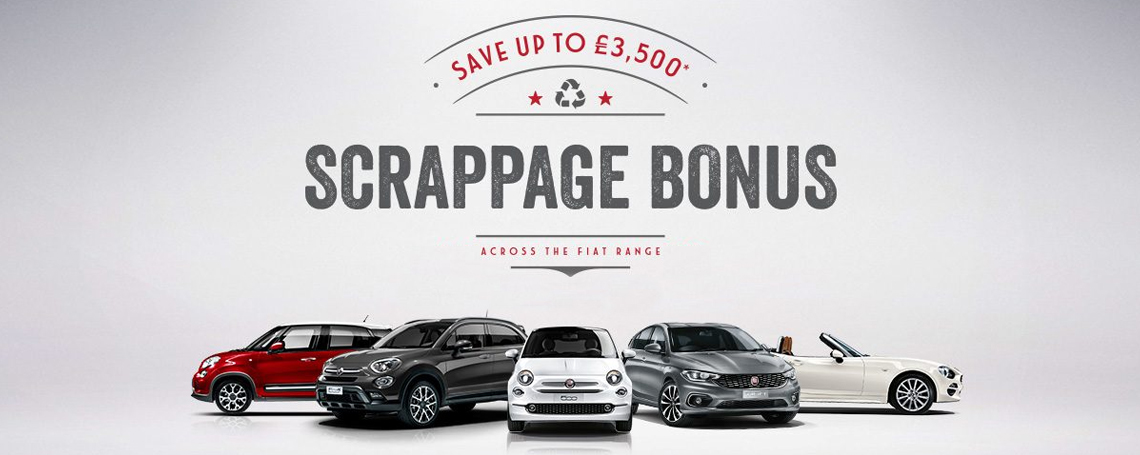 Fiat Scrappage Bonus Scheme