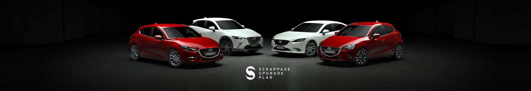 Mazda Scrappage Incentive Scheme