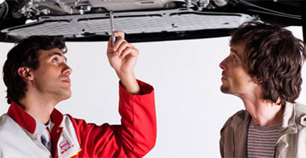 SEAT value servicing and MOT options at Motorparks