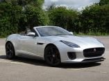 Jaguar F-TYPE 3.0 Supercharged V6 400 Sport 2dr Auto RWD Automatic Convertible (2018) thumbnail image