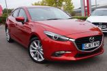 Mazda 3 Hatchback 1.5d Sport Nav 5dr Diesel Hatchback (2017) available from Preston Motor Park Fiat and Volvo thumbnail image