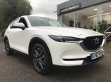 Mazda CX-5 2.2d [175] Sport Nav 5dr AWD Diesel Automatic Estate (2017) at Maidstone Honda and Mazda thumbnail image